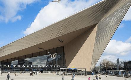 Peco Douwes Projecten Bevestigngsartikelen Rotterdam Centraal Station