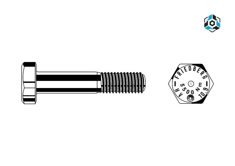 HV Injection Bolts