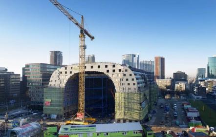Markthal Rotterdam - Peco Douwes - Projecten