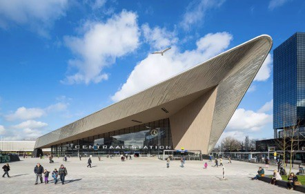 Station Rotterdam Centraal - Peco Douwes - Projecten