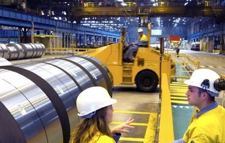 Tata Steel Beitsbaan -Peco Douwes - Projecten