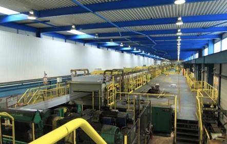 Tata Steel Beitsbaan - Peco Douwes - Projecten